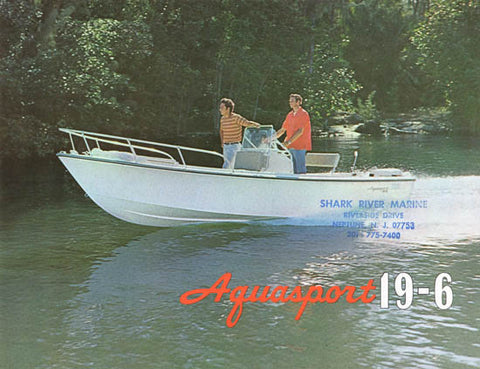 Aquasport 19-6 Brochure