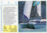Prout Catamarans  Brochure