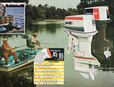 Johnson 1976 Outboard Brochure