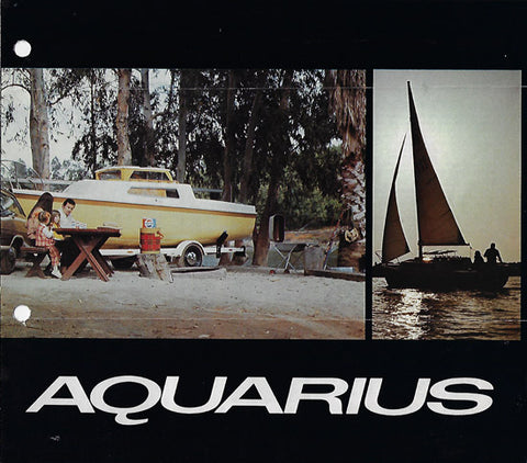 Aquarius Brochure