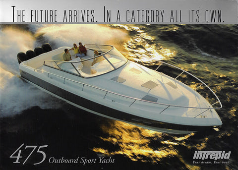 Intrepid 475 Brochure