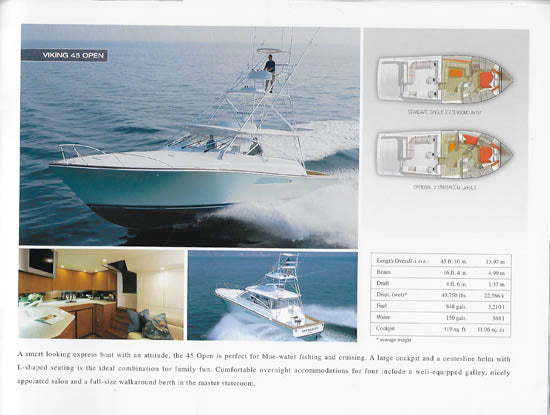 Viking 2007 Brochure