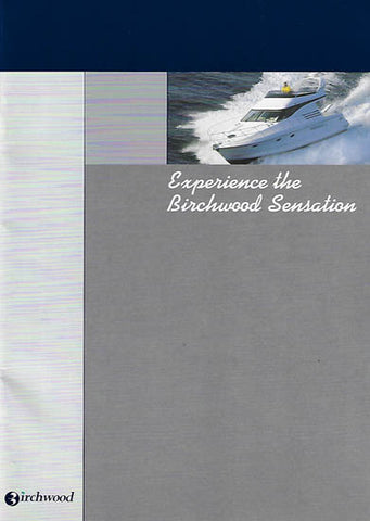 Birchwood 1997 Brochure