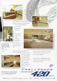 Birchwood  Challenger 420 Brochure