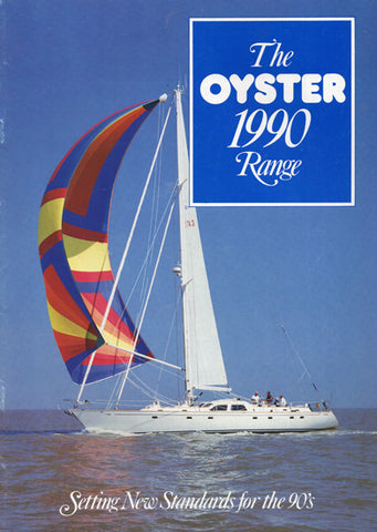 Oyster 1990 Brochure