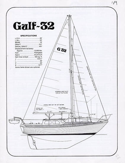 Gulf 32 Specification Brochure