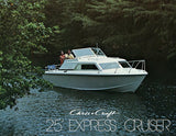 Chris Craft 25 Express Cruiser Brochure
