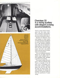 Chris Craft Cherokee 32 Brochure