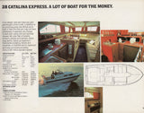 Chris Craft 1980 Cruisers Brochure