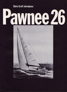 Chris Craft Pawnee 26 Brochure