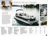 Tahoe 2008 Pontoon Brochure