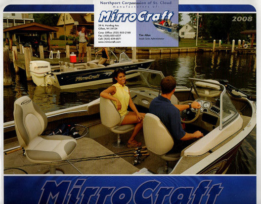 MirroCraft 2008 Brochure