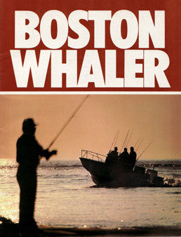 Boston Whaler 1980 Brochure