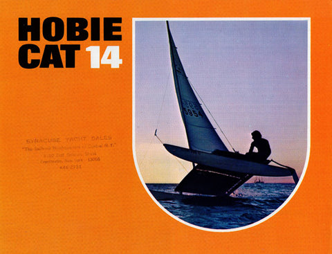 Hobie Cat 14 Brochure