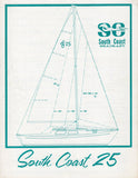 South Coast 25 Brochure