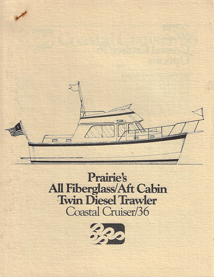 Coastal Cruiser 36 Brochure