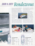 Bayliner 1996 Rendezvous Brochure