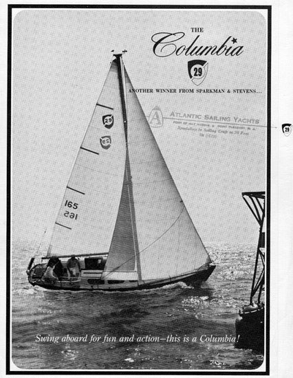 Columbia 29 Brochure Package