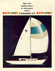 Columbia 34 Brochure - Preliminary
