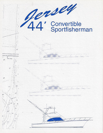Jersey 44 Convertible Specification  Brochure