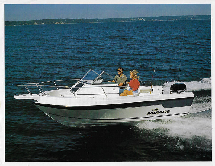 Mirage Sport Fish 200WA Brochure