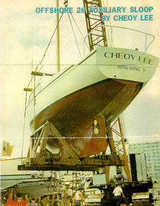 Cheoy Lee 26 Offshore Brochure