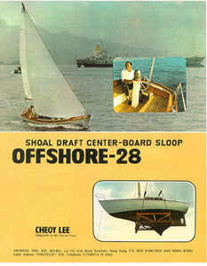 Cheoy Lee 28 Offshore Brochure