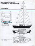 Columbia 7.6 Brochure Package