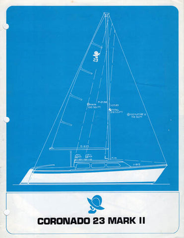 Coronado 23 Mark II Brochure