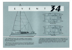 Prout Event 34 Specification Brochure