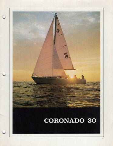 Coronado 30 Brochure Package