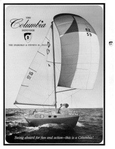 Columbia Defender Brochure