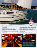 Catalina 375 Brochure