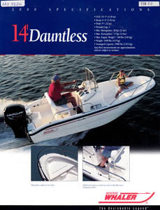 Boston Dauntless 14 Brochure