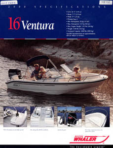Boston Ventura 16 Brochure