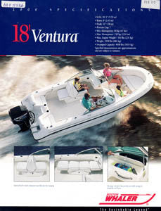 Boston Ventura 18 Brochure