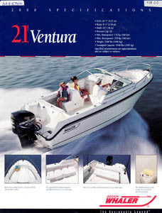 Boston Ventura 21 Brochure