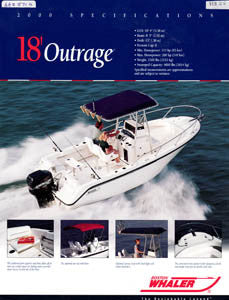 Boston Outrage 18 Brochure