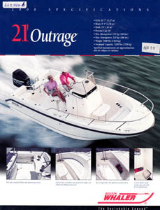 Boston Outrage 21 Brochure