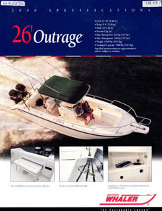 Boston Outrage 26 Brochure
