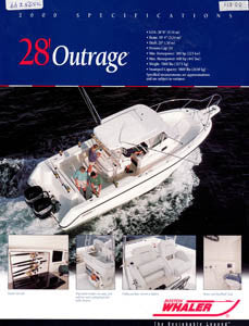 Boston Outrage 28 Brochure