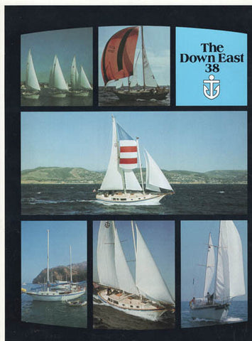 Down Easter 38 Brochure