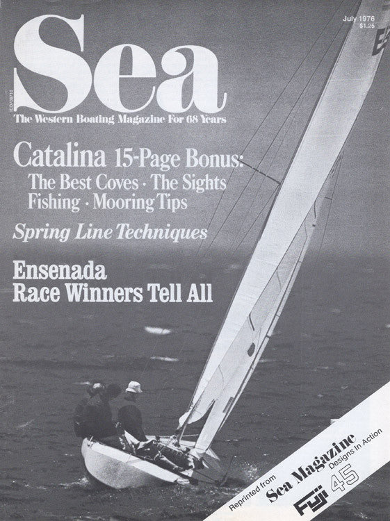 Fuji 45 Sea Magazine Reprint