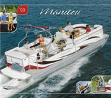 Manitou 2009 Pontoon Brochure