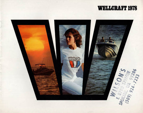 Wellcraft 1978 Brochure