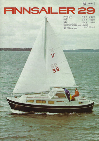 Finnsailer 29 Brochure (Digital)