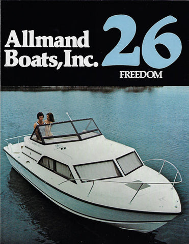 Allmand 26 Freedom Brochure