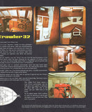Cheoy Lee 32 Trawler Brochure