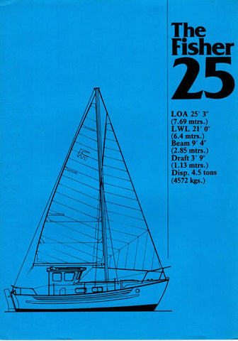 Fairways Fisher 25 Specification Brochure