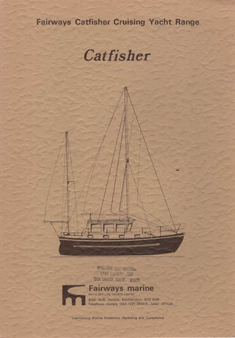 Fairways Catfisher Brochure